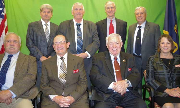 IWRB members