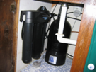 Point-of-use arsenic removal filter Ranch Subdivision $26,000