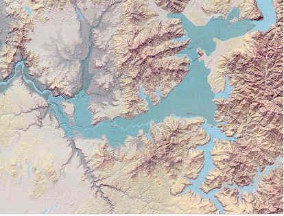 Spokane Valley-Rathdrum Prairie, Courtesy of 2004 Aquifer Atlas